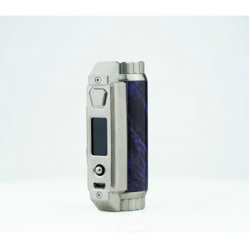 Box Sxmini Sl Class Stabwood Purple Orange