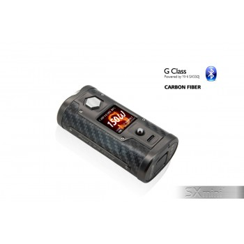 Box Sxmini G class Carbon...