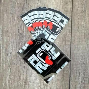 Battery Wraps Flavorific - koszulki termokurczliwe 10 szt
