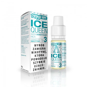 Liquid PinkyVape Ice Queen 10ml