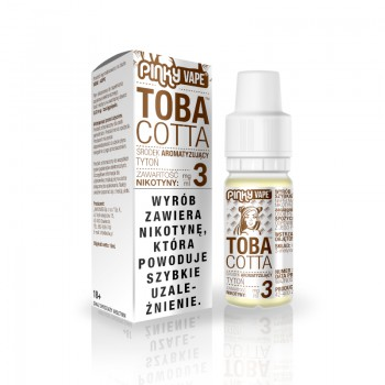 Liquid PinkyVape Toba cotta 10ml