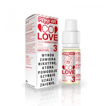 Liquid PinkyVape Colove 10ml