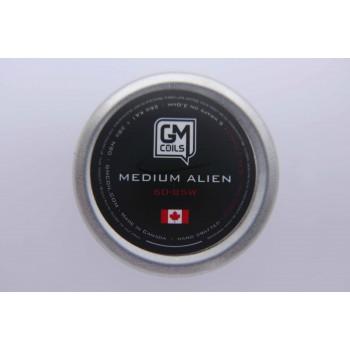 Grzałki GM Coils - Medium Alien (2 szt.)