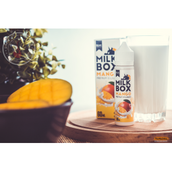 Premix BLVK UNICORN MILKBOX Milk Mango
