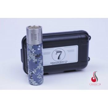 Twenty7 Stainless Steel + Digi Camo Dragon Mod Co. mod mechaniczny (rurka)