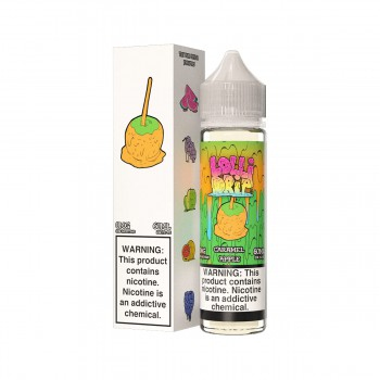 Koncentrat Lolli Drip Caramel Apple 15ml 0mg