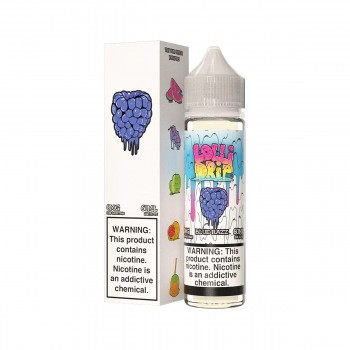 Koncentrat Lolli Drip Blue Razz 15ml 0mg