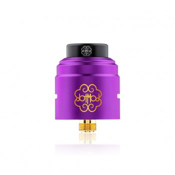 dotRDA Dual Coil 24mm dotMod Purple Limited release