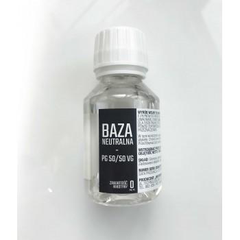 Baza neutralna 100ml W2W 50/50