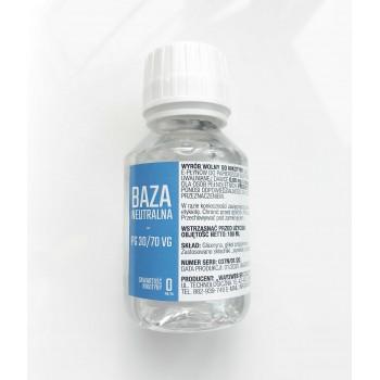 Baza neutralna 100ml W2W 30/70