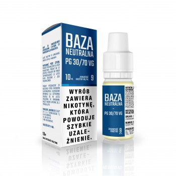 Base Nicotyne 10ml 70/30