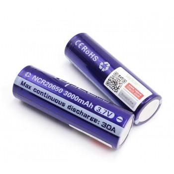 Akumulator Vapecell Ncr 20650 3000mAh