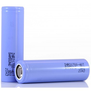 Battery Samsung INR 21700 40T 4000mAh