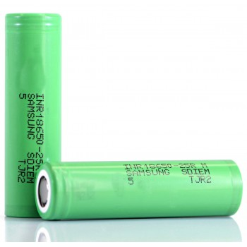 Battery Samsung 18650 25R 2500mAh