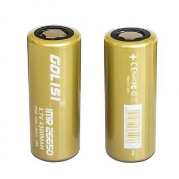 Akumulatory Golisi IMR 26650 4300mAh 40A