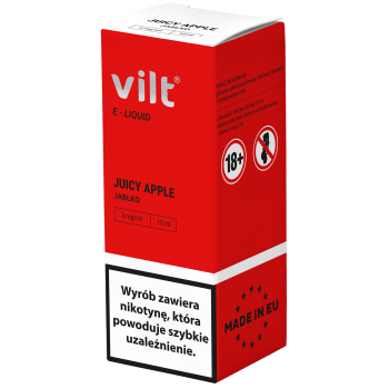 Liquid VILT 10ml Jabłko