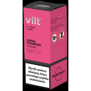 Liquid VILT 10ml Garden Strawberry