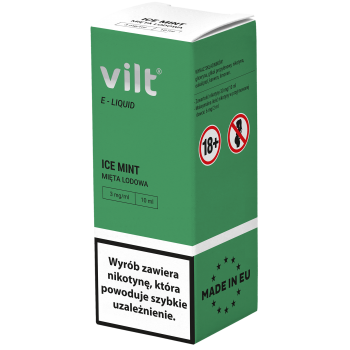 Liquid VILT 10ml Ice Mint