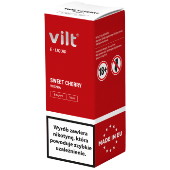 Liquid VILT 10ml Sweet Cherry