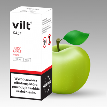 Liquid VILT Salt 10ml Jabłko