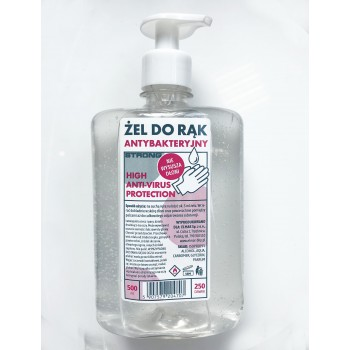 Antibacterial Gel 500 ml