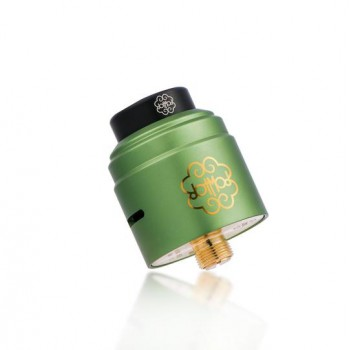 dotRDA Dual Coil 24mm dotMod Green Limited release