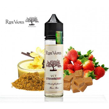 Premix Ripe Vapes VCT Strawberry 20ml 0mg