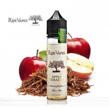 Premix Ripe Vapes Apple Tobacco 20ml 0mg