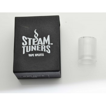 Steam Tuners Dvarw FL Mtl 24mm Clear Tank