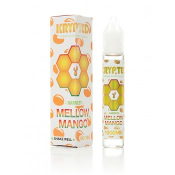 Liquid Krypted Mellow Mango 30ml 1000mg CBD