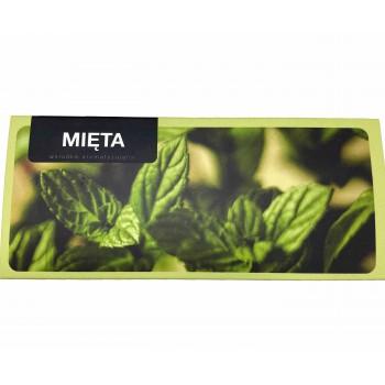 Karta aromatyzująca Mięta