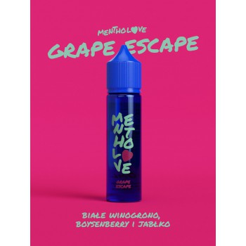 Premix Menthollove Grape Escape 40ML