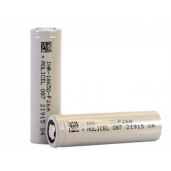 Akumulator Molicell 18650 P26A