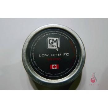 Grzałki GM Coils - Low Ohm Fused Clapton (2 szt.)