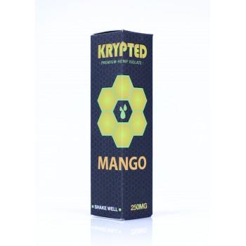 Liquid Krypted - Mango 30ml 1000mg CBD