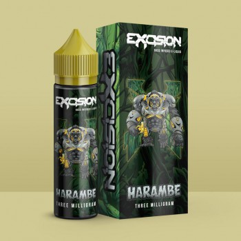 Premix Excision - Harambe 60ml 0mg