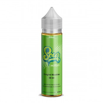 Premix Sour - Skittles 60ml...
