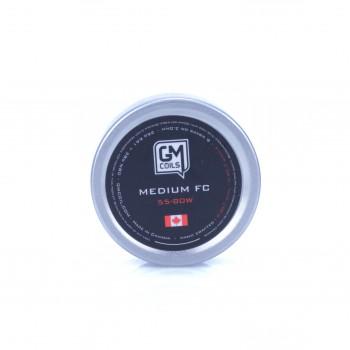 Grzałki GM Coils - Fused Clapton Medium (2 szt.)