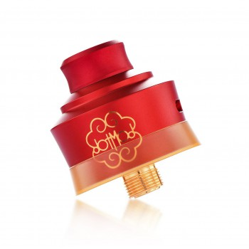dotRDA Single Coil (red) atomizer dotMod