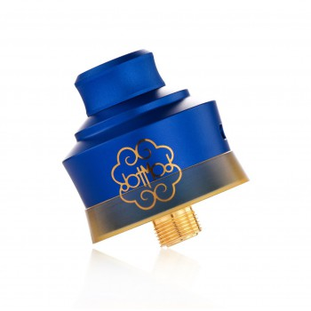 dotRDA Single Coil (royal blue) atomizer dotMod
