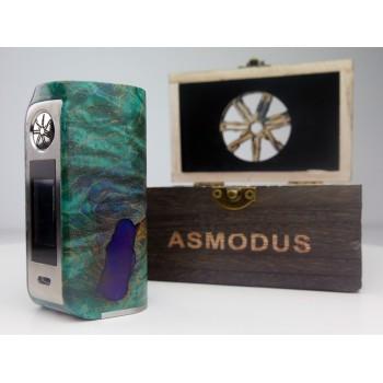 Asmodus Minikin 2 Kodama 180W (Silver Edition) box